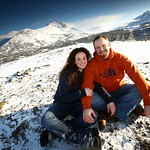 Glen Alps Engagement Session - Liz & Andy by Joe Connolly
