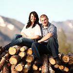 Glen Alps Engagement Session - Alicia & Mark by Josh Martinez