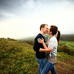 Glen Alps Engagement: Michelle & Joey by Josh Martinez