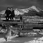 Anchorage Engagement: Holly & Gimli in Glen Alps by Joe Connolly