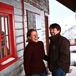 Engagement Shoot: Erica & Ken at Hatcher Pass by Joe Connolly