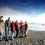 Walker Family Shoot in Homer by Joe Connolly