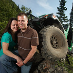 Kings River Engagement: Erin & Justin by Philip Casey, Joe Connolly, and Nick Gillespie