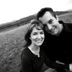 Potter Marsh Engagement: Christy & Dein by Joe Connolly