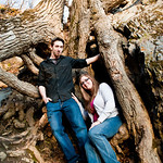 Seward Highway Engagement: Anne & David by Heather Thamm