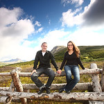 Glen Alps Engagement: Ashley & Shawn by Joe Connolly