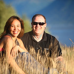 Seward Highway Engagement: Martina & Jasen by Joe Connolly