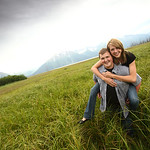 Girdwood Engagement: Jennifer & Nathan by Joe Connolly