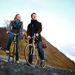 Kincaid Park Engagement: Julie & Brandon by Josh Martinez