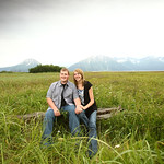 Girdwood Engagement: Jennifer & Nathan by Joe Connolly