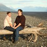 Kincaid Park Engagement: Mallory & John by Joe Connolly