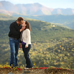 Glen Alps Engagement: Jeff & Lindsay by Joe Connolly
