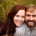 Potter Marsh Engagement: Yvette & Brian by Josh Martinez