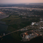 Flying into Charleston, SC by Joe Connolly