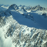 Chugach Peaks by Joe Connolly