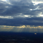 Flying to Kitty Hawk, North Carolina