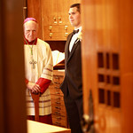 Anchorage Wedding: Stephanie and Collin at Holy Family Cathedral by Joe Connolly