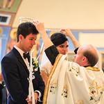 Anchorage Wedding: Dena & Nicholas at Holy Transfiguration Greek Orthodox Church by Shannon McGuire