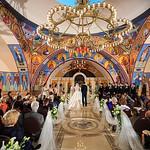 Anchorage Wedding: Dena & Nicholas at Holy Transfiguration Greek Orthodox Church by Joe Connolly