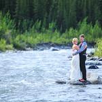 Denali Wedding: Vicki & Rich by Joe Connolly