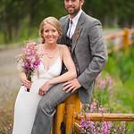 Denali Wedding: Jordan & Olin by Joe Connolly