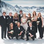 Destination Wedding: Samantha & Alex in Snowbird, UT by Joe Connolly