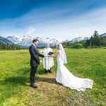 Girdwood Wedding: Darby & Nathan in Girdwood by Joe Connolly