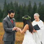 Girdwood Wedding: Desiree & John in Girdwood by Joe Connolly