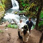 Girdwood Wedding: Kim & Felipe in Girdwood by Joe Connolly