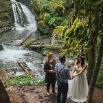 Girdwood Wedding: Brie & Jason in Girdwood by Joe Connolly