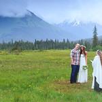 Girdwood Wedding: Stephanie & Aaron in Girdwood by Joe Connolly