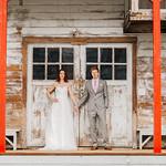 Wasilla Wedding: Kahlee & Casey at Hatcher Pass in Palmer/Wasilla by Heather Thamm