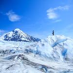 Knik Glacier Area Wedding: Jusdi & David by Joe Connolly
