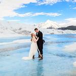 Knik Glacier Area Wedding: Tonia & William by Shannon McGuire
