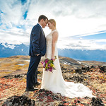 Knik Glacier Area Wedding: Carrie & Sean by Joe Connolly