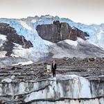 Knik Glacier Area Wedding: Kimberly & Steve by Joe Connolly