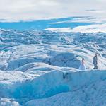 Knik Glacier Area Wedding: Kaitlin & Michael by Joe Connolly