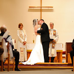 Anchorage Wedding: Amanda & Scott at St. John United Methodist by Ralph Kristopher