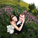 Anchorage Wedding: Amanda & Scott at Carr-Gottstein Park by Dan Anderson