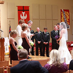 Anchorage Wedding: Amanda & Scott at St. John United Methodist by Dan Anderson