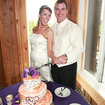 Anchorage Wedding: Amanda & Scott at Bayshore Clubhouse by Dan Anderson