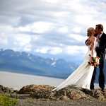 Girdwood Wedding: Susan & Matt Along the Seward Highway by Joe Connolly