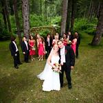 Girdwood Wedding: Susan & Matt at Raven Glacier Lodge by Joe Connolly