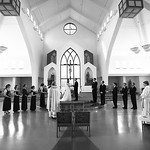 Eagle River Wedding: Ashley & Shawn at St. Andrews Church by Joe Connolly