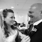 Eagle River Wedding: Ashley & Shawn at St. Andrews Church by Joe Connolly