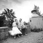 Anchorage Wedding: Becky & Chris at Kincaid Park by Joe Connolly
