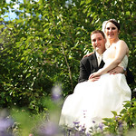 Anchorage Wedding: Bonnie & Eric at the Alaska Zoo by Heather Thamm