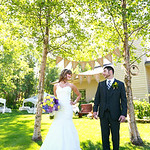 Anchorage Wedding: Caroline & Ehrich at a Private Residence by Joe Connolly