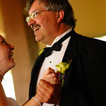 Anchorage Wedding: Cassandra & Justin at O'Malley's on the Green by Heather Thamm