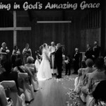 Anchorage Wedding: Cassandra & Justin at Amazing Grace Lutheran Church by Heather Thamm
